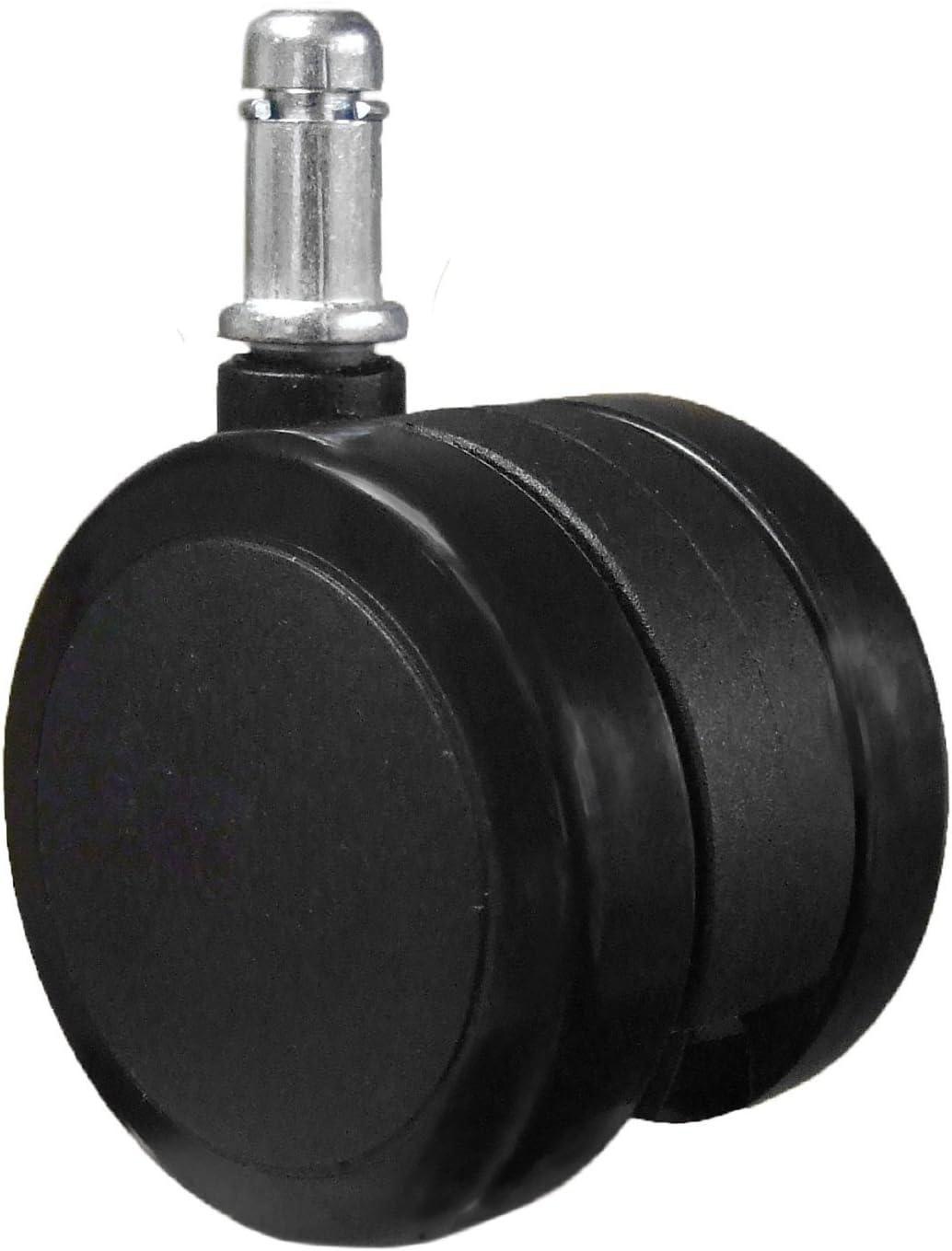 chairpartsonline Herman Miller Aeron Soft Caster Wheel for Hardwood Floors 5 Casters