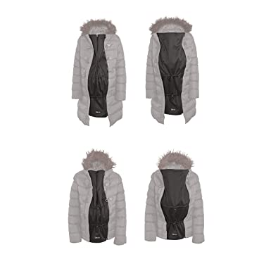 88c53d3eeefde Zip Us In Jacket Expander Panel - Turn Your own Jacket into a Maternity  Jacket (