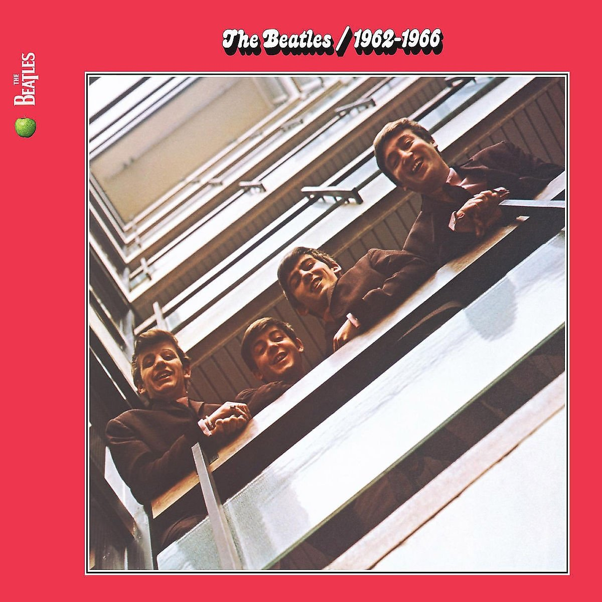 The Beatles: 1962-1966 by Parlophone