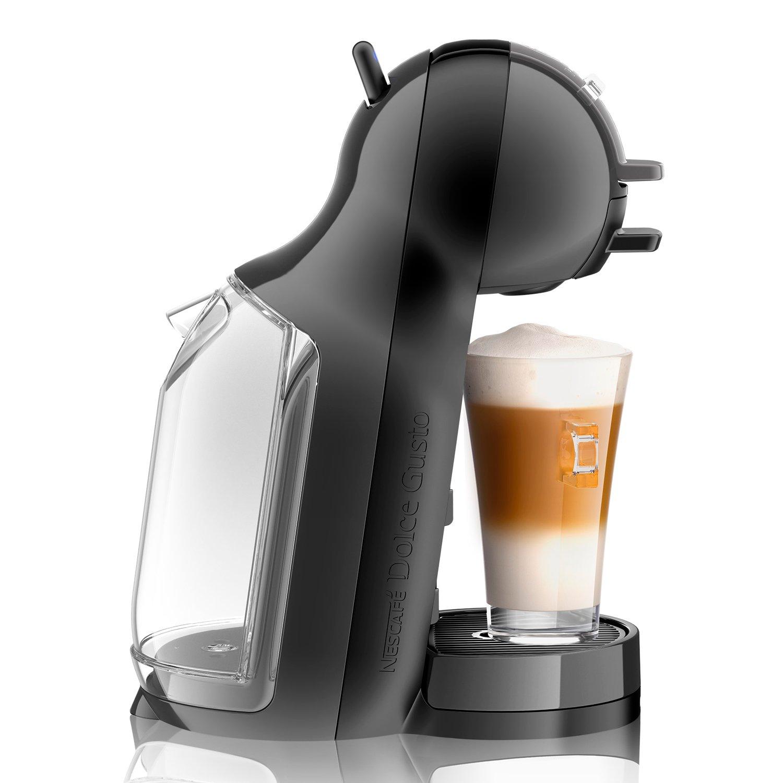Krups YY1500FD Nescafé Dolce Gusto Mini Me - Cafetera de monodosis, color negro: Amazon.es: Hogar