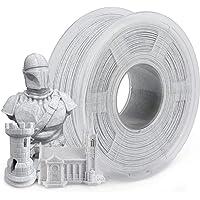 Marble PLA Filament 1.75mm, SUNLU 3D Printer Filament 1KG 2.2LBS +/-0.02, Marble Color Filament