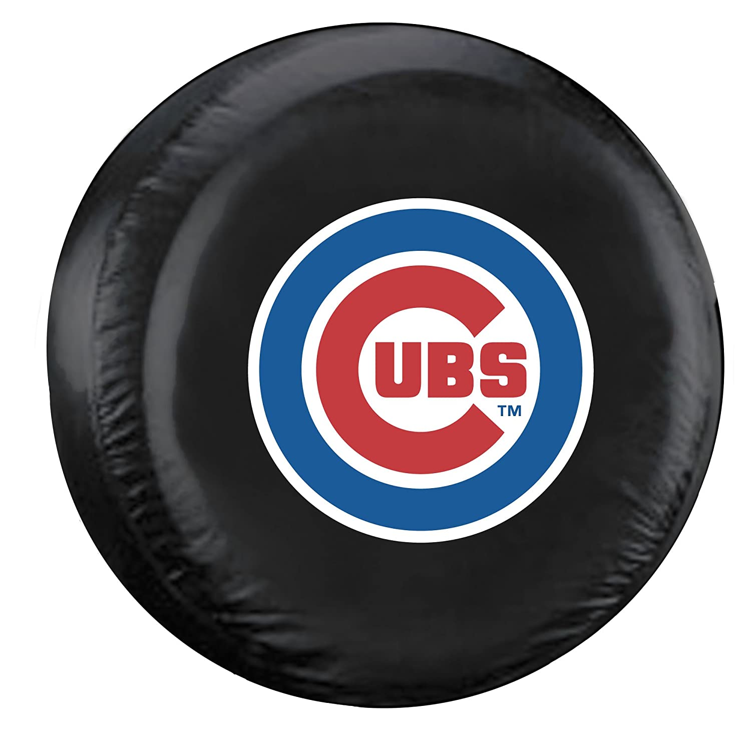 Fremont Die MLB Chicago Cubs Tire Cover Fremont Die Inc. 023245684163