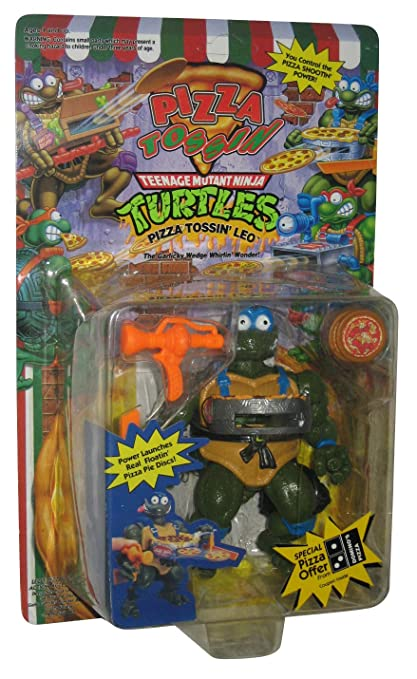 Amazon.com: Pizza Tossin Teenage Mutant Ninja Turtles Pizza ...