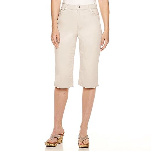 736452d782 Gloria Vanderbilt Amanda Skimmer Jeans. Vanilla size 8 at Amazon ... gloria  vanderbilt