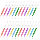 SunAngel® 24pc Syringe Highlighter Pens with 6 Colors