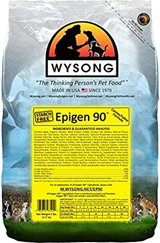 Wysong Epigen 90 Canine Feline Dry Diet – Dog Cat Food