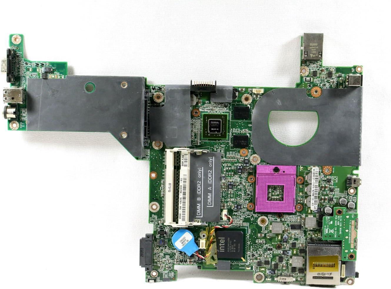 Dell Inspiron 1420 Vostro 1400 Laptop Intel Motherboard w Nvidia UX283 H970K