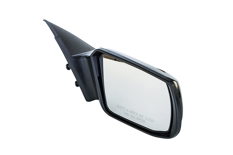 Left Driver Side Mirror Nissan Altima Unpainted Non Heated Non