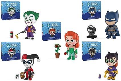 Amazon.com: Batman. DC Classic Batgirl, el Joker, Harley ...