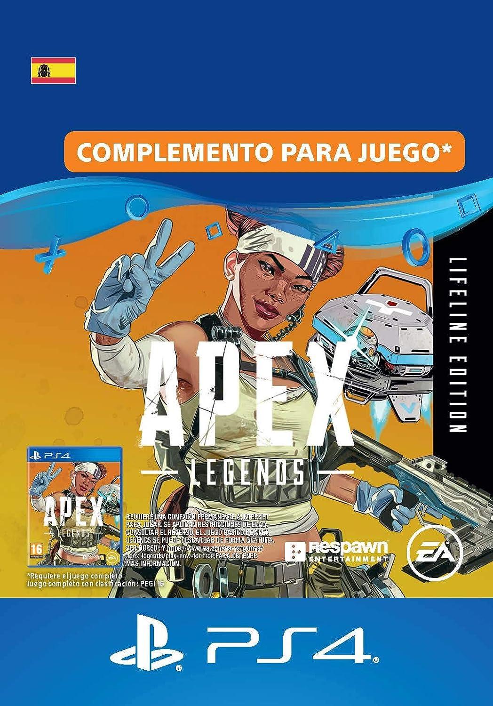 Apex Legends Lifeline Edition | Código de descarga PS4 - Cuenta española: Amazon.es: Videojuegos