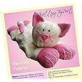 The Cat's Pyjamas Knitting Pattern Nightie Case