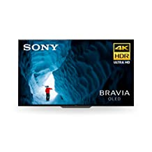 Sony XBR55A8F 55-Inch 4K Ultra HD Smart BRAVIA OLED TV (2018 Model)