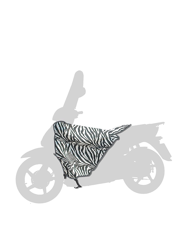 Tucano Urbano Cubrepiernas Moto Termoscud Blanco/Negro R029 ...