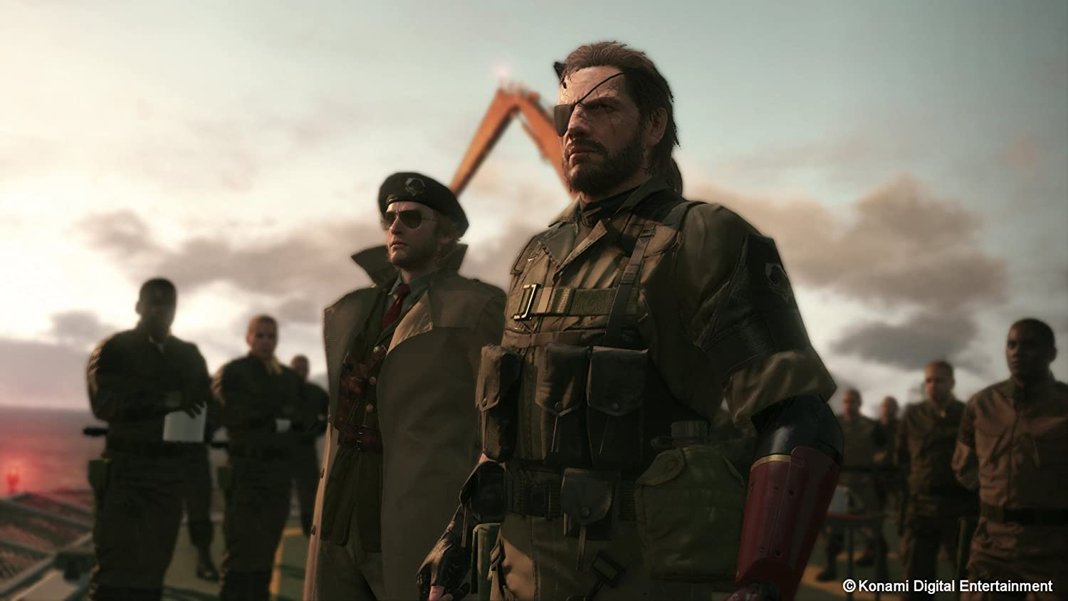 Amazon Co Jp Metal Gear Solid V Ground Zeroes The Phantom Pain Ps4 ゲーム