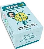 La Memory box: 400 flashcards + 1 livret, la meilleure méthode pour tout retenir