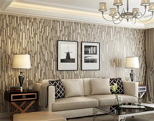 Adlfjgl Moderne Minimalistische Hergestellten Tapeten Schlafzimmer