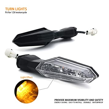 Amazon.com: MFC PRO 2019 New LED Turn Signal Indicator ... on