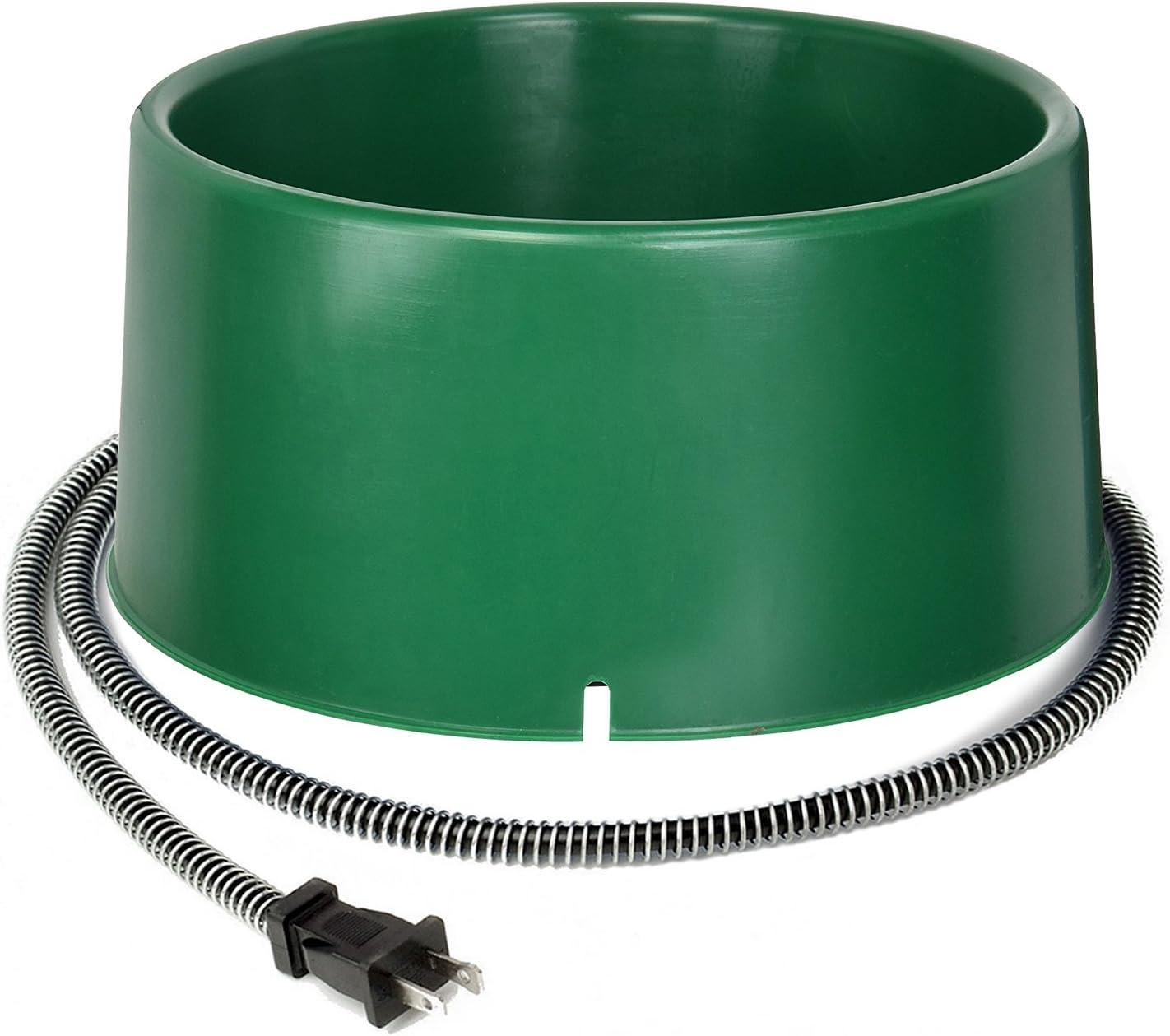 Farm Innovators 60-Watt 1.5 Gallon Heated Pet Bowl