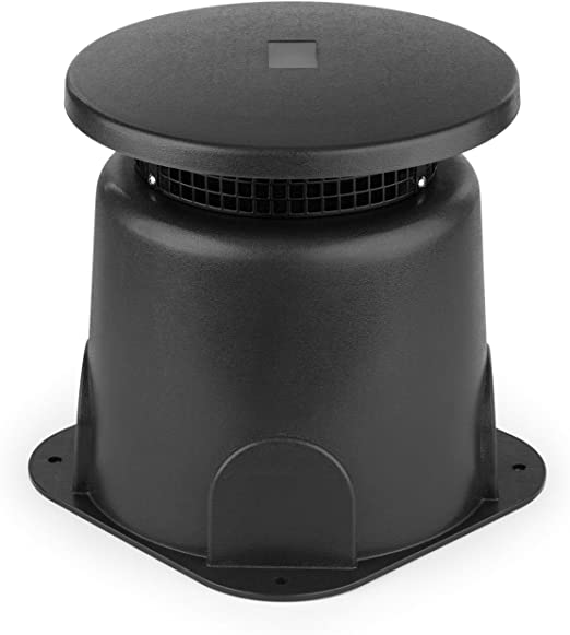 Oneconcept GS 665 Outdoor - Altavoz Exterior, Potencia Ajustable, 15/30W RMS, 16,5 cm (6,5