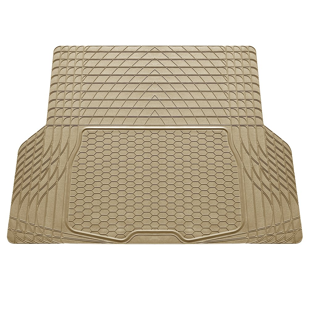 FH Group F16402GRAY Cargo Mat (Deluxe Trim to Fit All Weather Gray)
