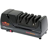 Chef'sChoice 1520 Angle Select Diamond Hone Sharpener, Black (Discontinued by Manufacturer)