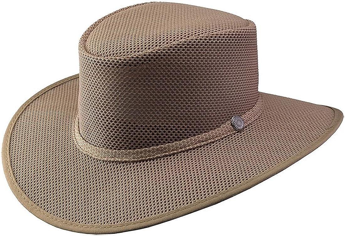 Head 'N Home - Cabana Sand SolAir Breathable Mesh Shade Hat