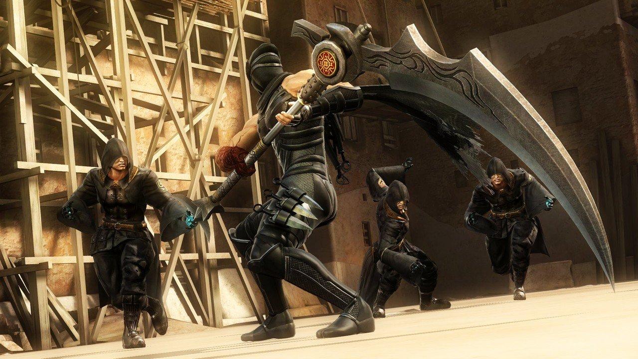 Ninja Gaiden 3 : Razors edge (Wii U) [Importación francesa ...