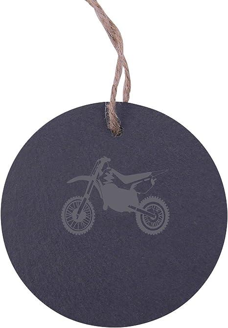 Dirt Bike Personalized Ornament