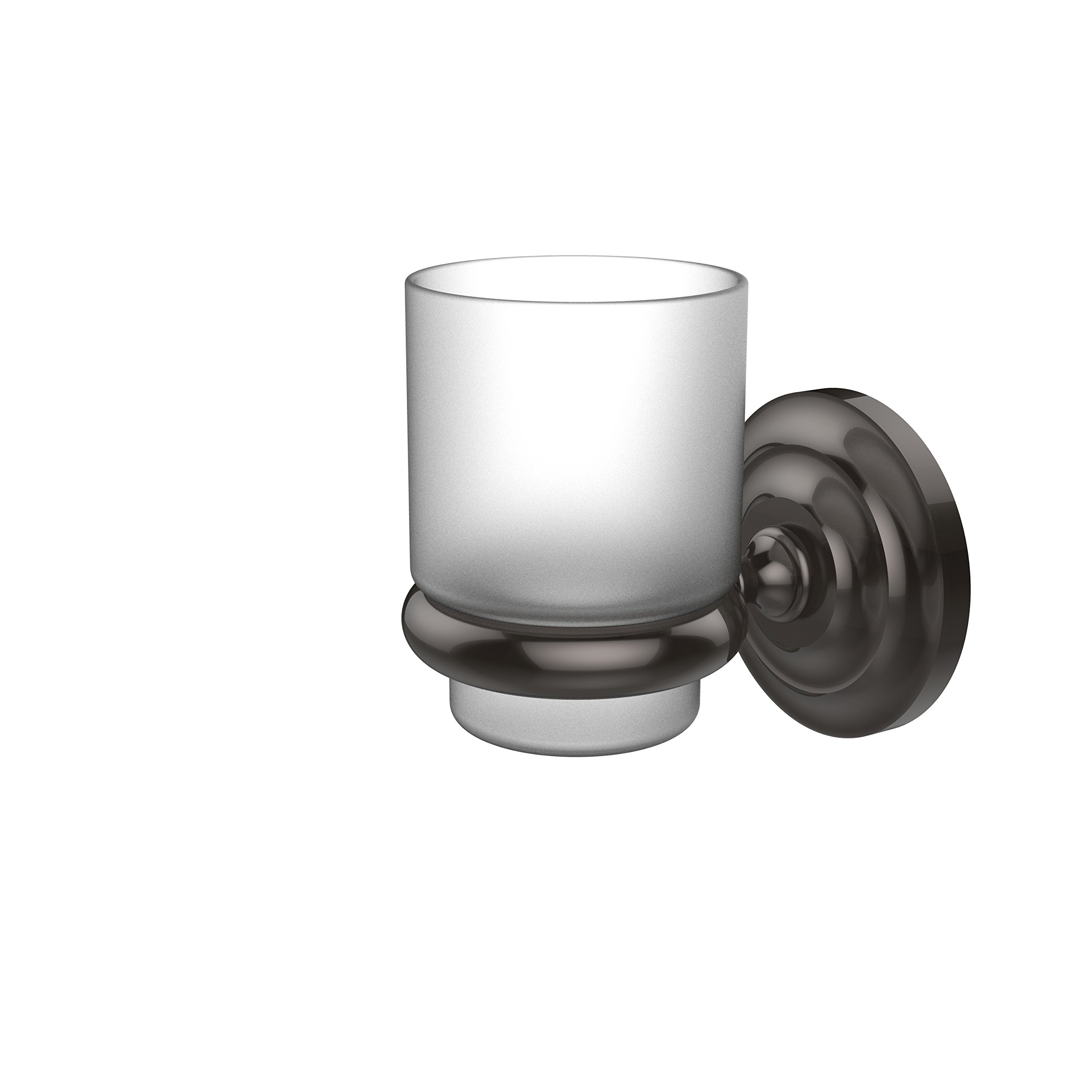 Allied Brass PQN-66-ORB Prestige Que Wall Mounted Tumbler Holder, Oil Rubbed Bronze