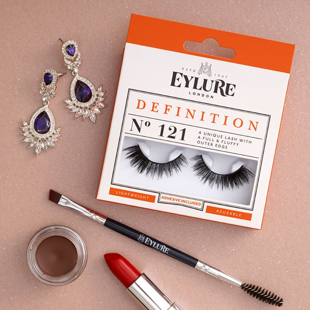 b6866644270 Eylure Strip Lashes Definition Number 121: Amazon.co.uk: Beauty