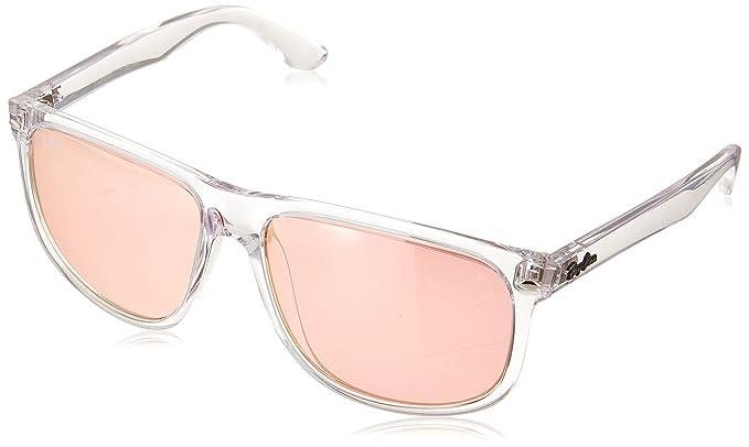 Rayban 0RB4147 6325E4 60 Montures de lunettes Homme,  (Transparente Pinkflashcopper)  Amazon.fr  Vêtements et accessoires 22540f6f4739