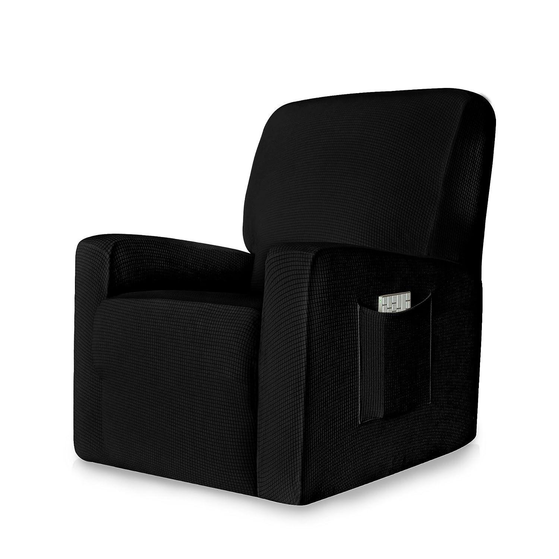 relax Sill/ón Mecedora, Tumbona Chun Yi de 1/pieza Jacquard funda el/ástica para sill/ón varios colores RECLINER silla de relax