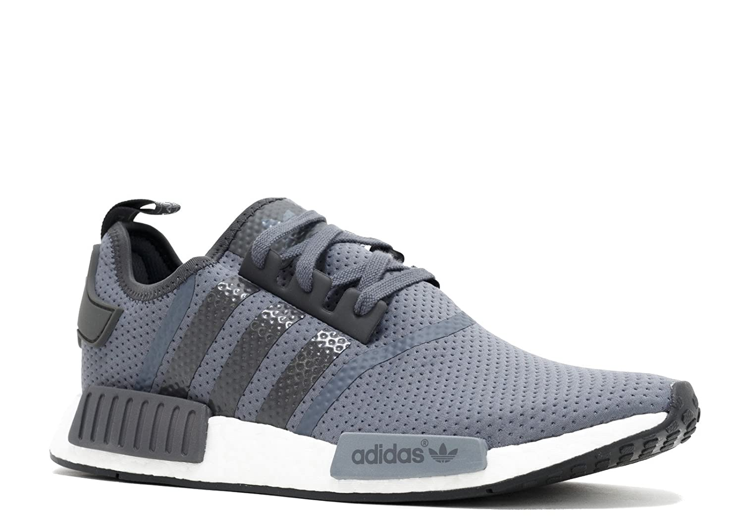 cheap for discount 4213c 9cc33 Amazon.com | adidas NMD R1 - Bb1355 - Size 8 Grey, Dark Grey ...