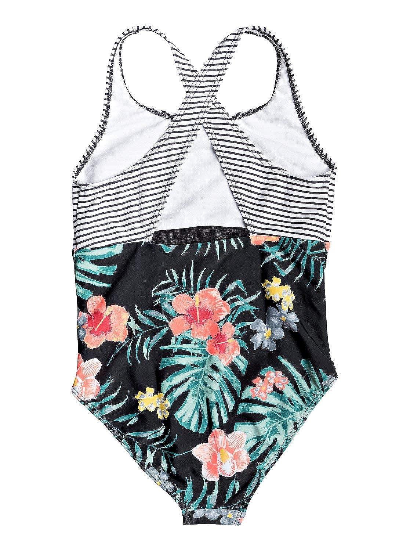 fa225f6be1 Roxy Happy Spring - Maillot de Bain Une pièce pour Fille 8-16 Ans  ERGX103049: Roxy: Amazon.fr: Vêtements et accessoires