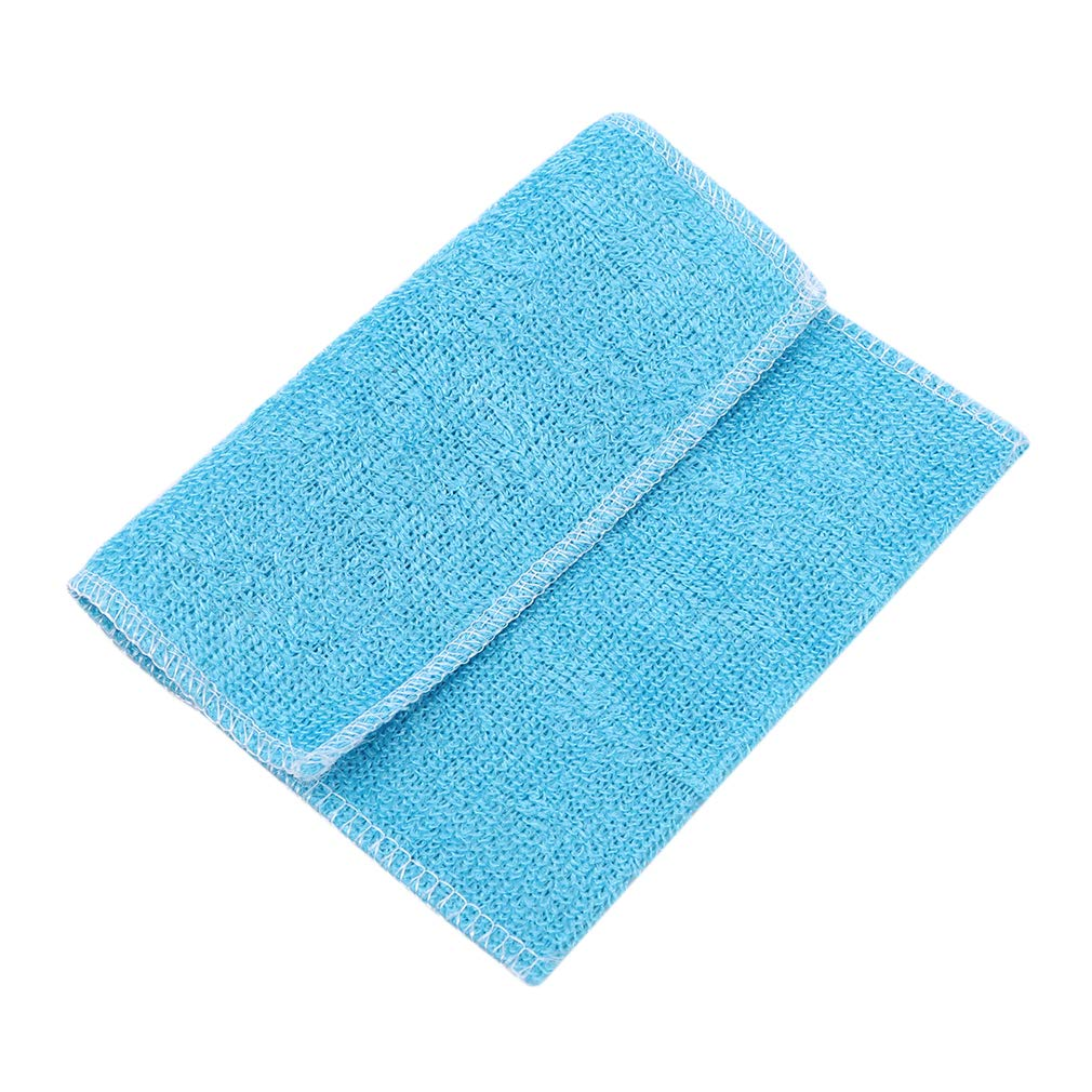 DearAnswer Microfiber Dishcloths Multi-Function Cleaning Cloths Kitchen Towels Home Cleaning,Blue