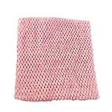 NNBX 9 Inch Crochet Tutu Tube Top Chest Wrap for