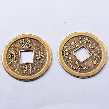 Amazonde Lot Von Münzen 241 Fengshui 50 Cm Chinesische Münze