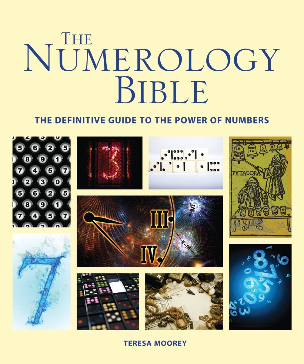 Awe Inspiring The Numerology Bible The Definitive Guide To The Power Of Interior Design Ideas Gentotryabchikinfo