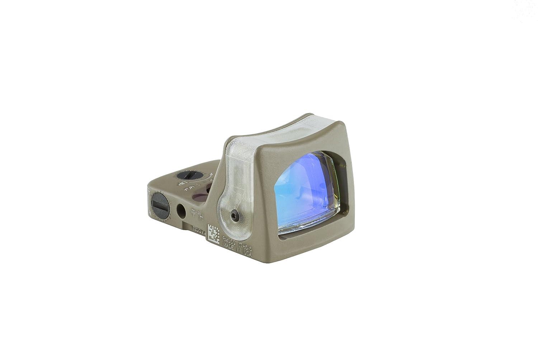 Trijicon RMR 13 Moa dual-illuminated Amber Dot Sight B0037WD1IQ ブラック RM36 コンパクト ACOGマウント ブラック