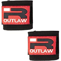 Iron Rebel Outlaw Wrist Wraps - Lift Safely and Improve Performance with Wrist Support for Powerlifting, Bodybuilding or…