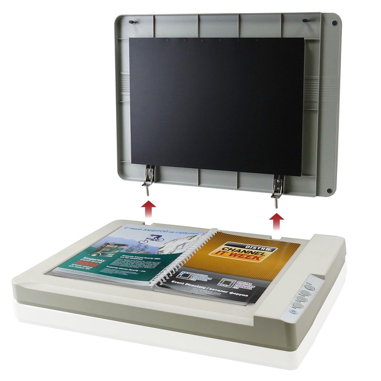 Plustek Modello adatto per biblioteche per eliografia e documenti formato A3 Circa 9sec per un documento A3 scanner A3 piatto OS1180 scuola e piccoli uffici
