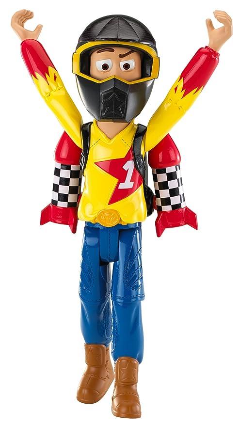Toy Story - la raza RC figura de acción - Woody con cohetes turbo