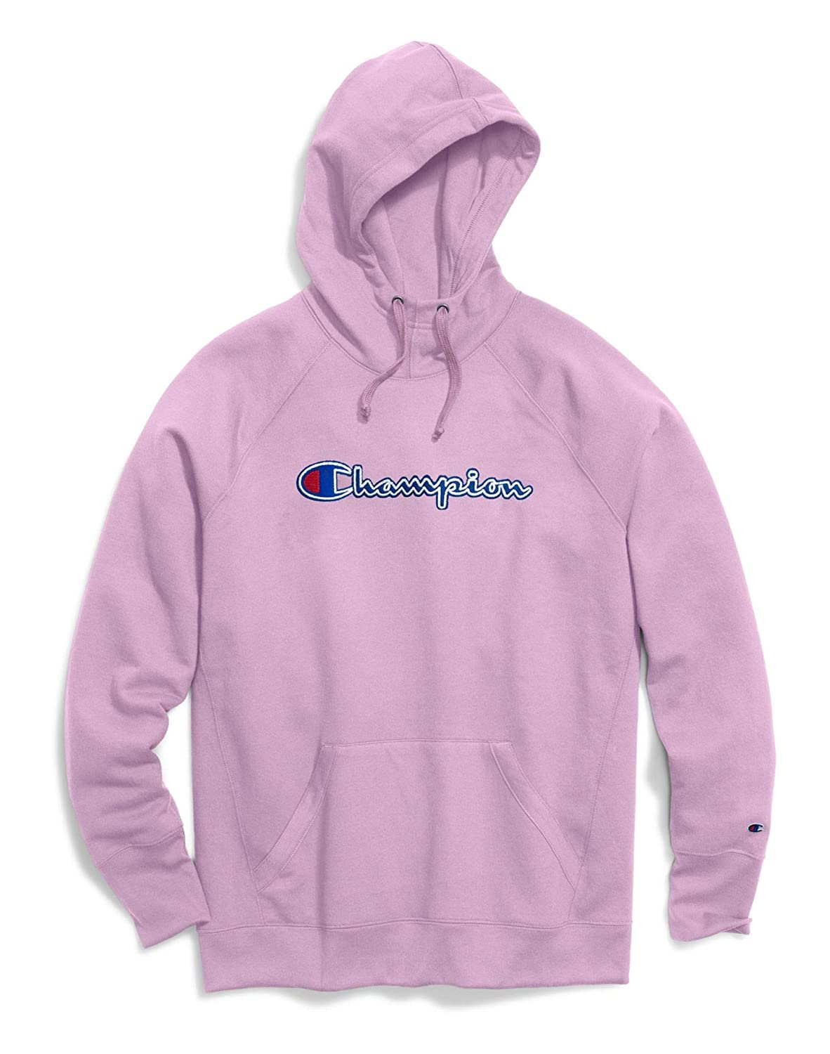 Champion Powerblend Fleece Pullover Hood w/Applique Jacket (W0934F)