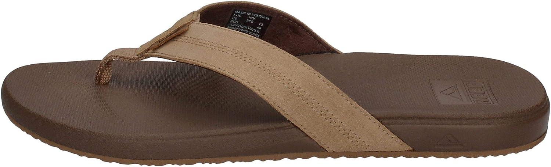 Reef Men's Cushion Phantom LE Sandal, Leather: Shoes