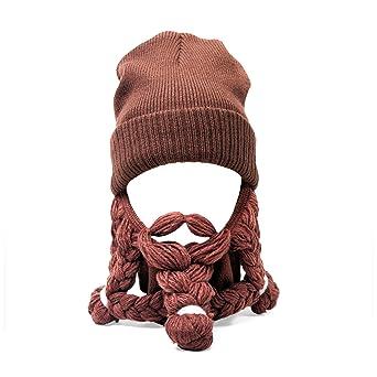 The Hobbit - Dwarf Nori Beard Beanie Hat  Amazon.co.uk  PC   Video Games c2d70b30a082
