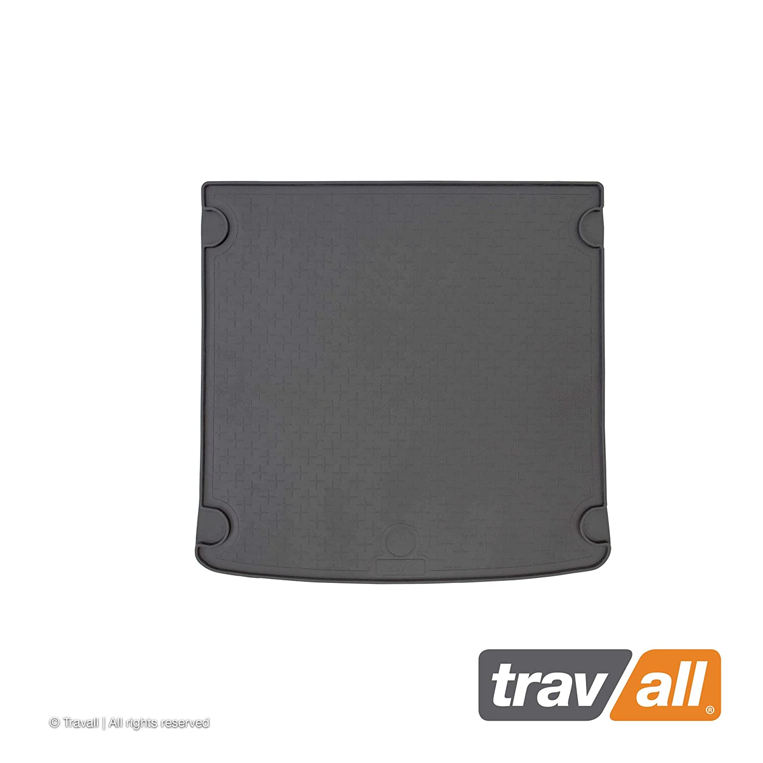 Vehicle-Specific Rubber Boot Mat Liner Travall Liner TBM1019
