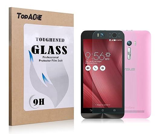 2 opinioni per TopAce- pellicola protettiva in vetro temperato di altissima qualità, 0,3 mm di