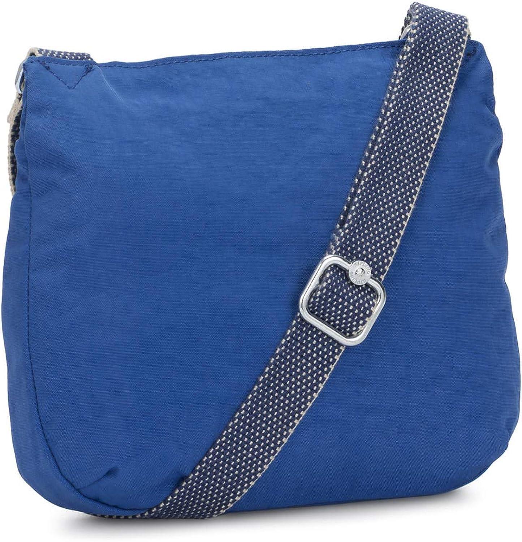 Kipling Emmylou - Borsa a tracolla Onda Blu.