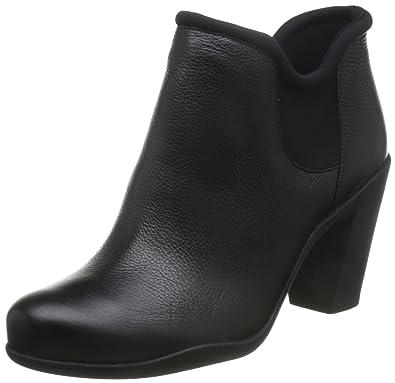 Clarks Adya Bella Black Leather FbYKfhPbIe