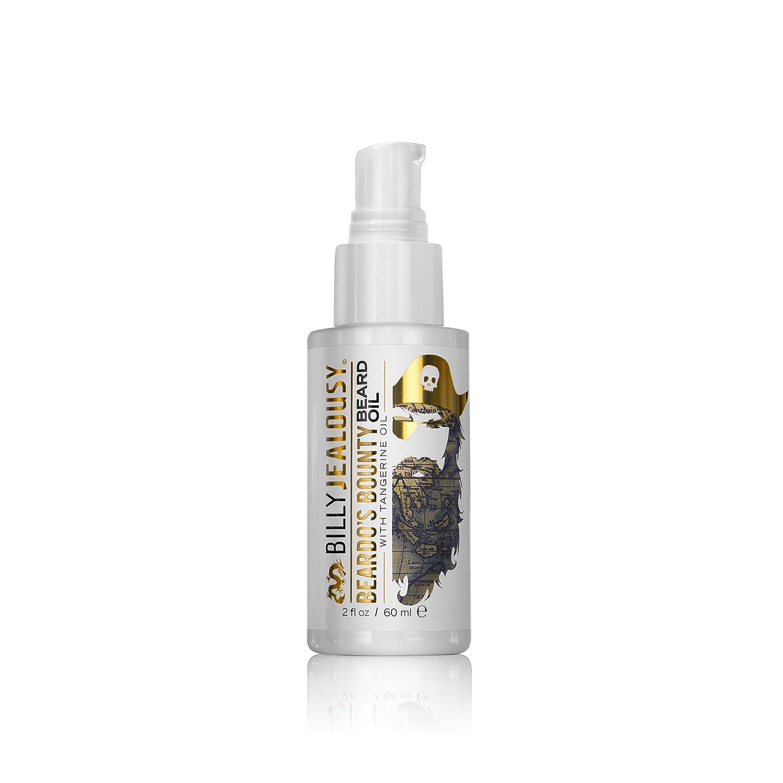 ビリージェラシー Beardos Bounty Beard Oil with Tangerine Oil 60ml B01E9MK950